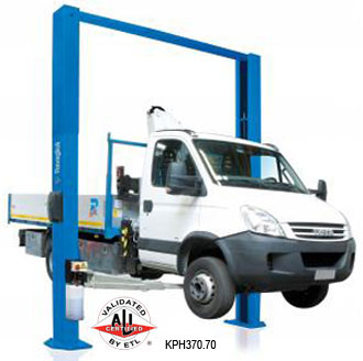 RAV – 18,000 lb Two Post Lift
